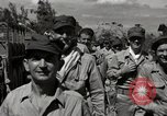 Image of released United States prisoners Cebu Philippines, 1945, second 12 stock footage video 65675026779
