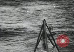 Image of German U Boat Atlantic Ocean, 1941, second 6 stock footage video 65675026785