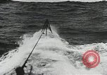 Image of German U Boat Atlantic Ocean, 1941, second 8 stock footage video 65675026785