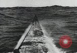 Image of German U Boat Atlantic Ocean, 1941, second 9 stock footage video 65675026785