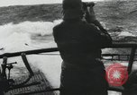 Image of German U Boat Atlantic Ocean, 1941, second 11 stock footage video 65675026785