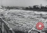 Image of snow covered city Netherlands, 1941, second 2 stock footage video 65675026788
