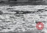 Image of snow covered city Netherlands, 1941, second 5 stock footage video 65675026788