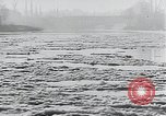 Image of snow covered city Netherlands, 1941, second 9 stock footage video 65675026788