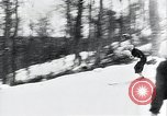 Image of skiing Bohemia Czechoslovakia, 1941, second 3 stock footage video 65675026789