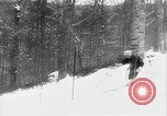 Image of skiing Bohemia Czechoslovakia, 1941, second 4 stock footage video 65675026789