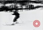 Image of skiing Bohemia Czechoslovakia, 1941, second 7 stock footage video 65675026789