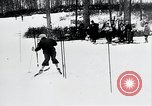 Image of skiing Bohemia Czechoslovakia, 1941, second 8 stock footage video 65675026789