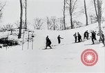 Image of skiing Bohemia Czechoslovakia, 1941, second 10 stock footage video 65675026789