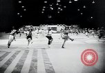 Image of ice dance Hungary, 1941, second 3 stock footage video 65675026790