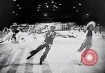 Image of ice dance Hungary, 1941, second 6 stock footage video 65675026790