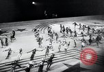 Image of ice dance Hungary, 1941, second 8 stock footage video 65675026790