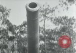 Image of railway gun Russia, 1941, second 4 stock footage video 65675026797