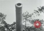 Image of railway gun Russia, 1941, second 5 stock footage video 65675026797
