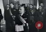 Image of Italian officers Rome Italy, 1943, second 10 stock footage video 65675026802