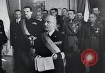 Image of Italian officers Rome Italy, 1943, second 11 stock footage video 65675026802
