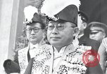 Image of Japanese ambassador Zenbei Horikiri Rome Italy, 1941, second 9 stock footage video 65675026803