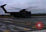 Image of HH-53B helicopter taking off Phan Rang Vietnam, 1970, second 12 stock footage video 65675026836