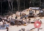 Image of Soldiers being served food during Operation Somerset Plain Vietnam, 1968, second 4 stock footage video 65675026844