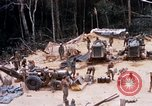 Image of Soldiers being served food during Operation Somerset Plain Vietnam, 1968, second 10 stock footage video 65675026844