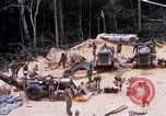 Image of Soldiers being served food during Operation Somerset Plain Vietnam, 1968, second 12 stock footage video 65675026844