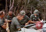 Image of U.S. General Officers planning  Operation Somerset Plain Vietnam, 1968, second 10 stock footage video 65675026845