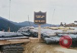 Image of US Soldiers filling sandbags during Operation Somerset Plain Vietnam, 1968, second 11 stock footage video 65675026847