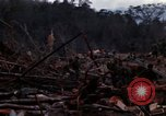 Image of Soldiers gathering equipment from Wrecked UH-1H helicopter A Shau Valley Vietnam, 1968, second 8 stock footage video 65675026858