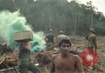 Image of Activities of soldiers during Operation Delaware A Shau Valley Vietnam, 1968, second 12 stock footage video 65675026859