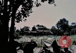 Image of US soldiers' ground activities during Operation Attleboro Dau Tieng Airstrip Vietnam, 1966, second 8 stock footage video 65675026865