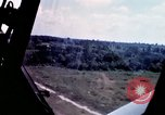 Image of O-1E plane taking off during Operation Attleboro Dau Tieng Airstrip Vietnam, 1966, second 9 stock footage video 65675026869