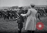Image of Wandervogel marching Germany, 1915, second 8 stock footage video 65675026874