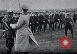 Image of Wandervogel marching Germany, 1915, second 10 stock footage video 65675026874