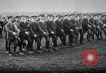 Image of Wandervogel marching Germany, 1915, second 12 stock footage video 65675026874