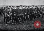 Image of Wandervogel marching Germany, 1915, second 13 stock footage video 65675026874