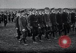 Image of Wandervogel marching Germany, 1915, second 14 stock footage video 65675026874