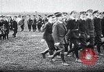 Image of Wandervogel marching Germany, 1915, second 15 stock footage video 65675026874