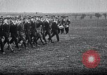Image of Wandervogel marching Germany, 1915, second 17 stock footage video 65675026874