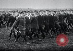 Image of Wandervogel marching Germany, 1915, second 19 stock footage video 65675026874