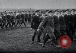 Image of Wandervogel marching Germany, 1915, second 20 stock footage video 65675026874