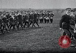 Image of Wandervogel marching Germany, 1915, second 21 stock footage video 65675026874