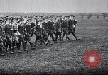 Image of Wandervogel marching Germany, 1915, second 22 stock footage video 65675026874