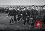 Image of Wandervogel marching Germany, 1915, second 25 stock footage video 65675026874