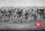 Image of Wandervogel marching Germany, 1915, second 26 stock footage video 65675026874