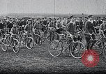 Image of Wandervogel marching Germany, 1915, second 29 stock footage video 65675026874