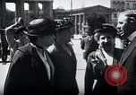 Image of Jane Addams Berlin Germany, 1915, second 16 stock footage video 65675026876