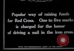 Image of Raising funds for the Red Cross Berlin Germany, 1915, second 3 stock footage video 65675026877