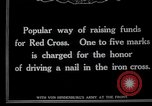Image of Raising funds for the Red Cross Berlin Germany, 1915, second 8 stock footage video 65675026877