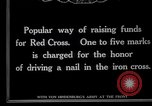 Image of Raising funds for the Red Cross Berlin Germany, 1915, second 14 stock footage video 65675026877