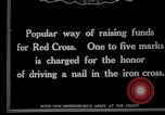 Image of Raising funds for the Red Cross Berlin Germany, 1915, second 15 stock footage video 65675026877